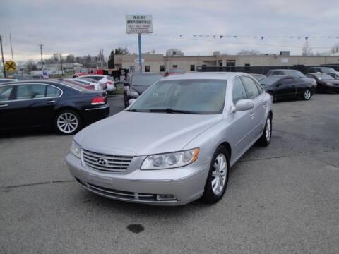 2008 Hyundai Azera for sale at A&S 1 Imports LLC in Cincinnati OH