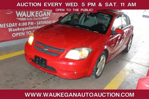 2008 Chevrolet Cobalt for sale at Waukegan Auto Auction in Waukegan IL