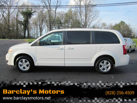 2010 Dodge Grand Caravan for sale at Barclay's Motors in Conover NC