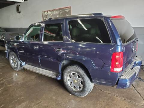 2004 Cadillac Escalade for sale at Quality Auto Traders LLC in Mount Vernon NY