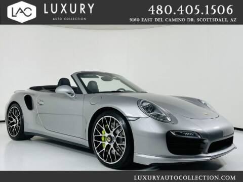 2014 Porsche 911 for sale at Luxury Auto Collection in Scottsdale AZ