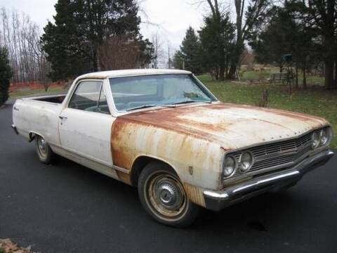 1965 Chevrolet El Camino for sale at Haggle Me Classics in Hobart IN