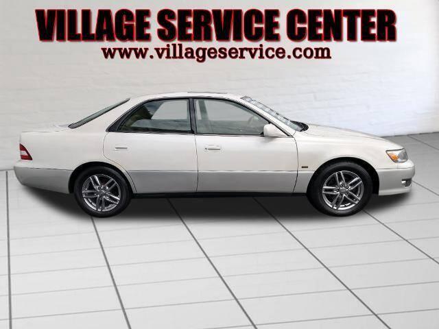 2001 Lexus ES 300 for sale at VILLAGE SERVICE CENTER in Penns Creek PA