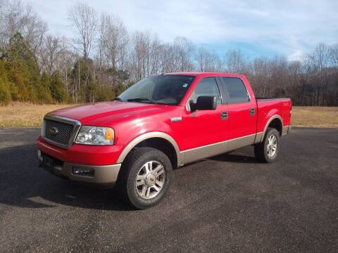 2005 Ford F-150 for sale at CARS PLUS in Fayetteville TN