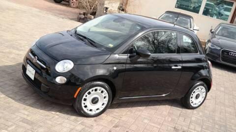 2015 FIAT 500 for sale at Cars-KC LLC in Overland Park KS
