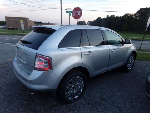 2010 Ford Edge for sale at English Autos in Grove City PA
