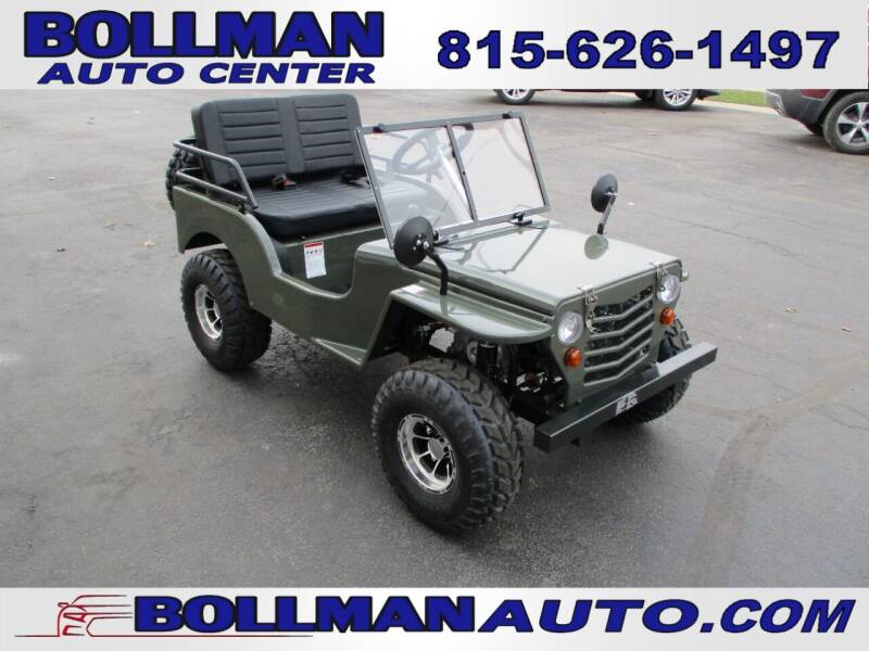 2020 Ice Bear Thunderbird for sale at Bollman Auto Center in Rock Falls IL