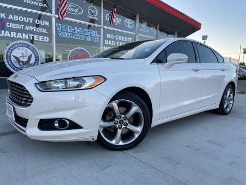 2014 Ford Fusion for sale at VR Automobiles in National City CA