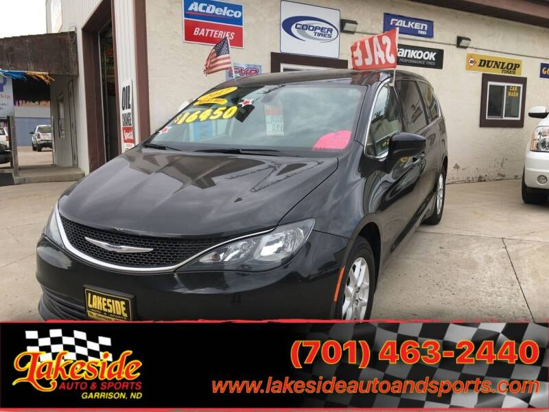 2017 Chrysler Pacifica for sale at Lakeside Auto & Sports in Garrison ND
