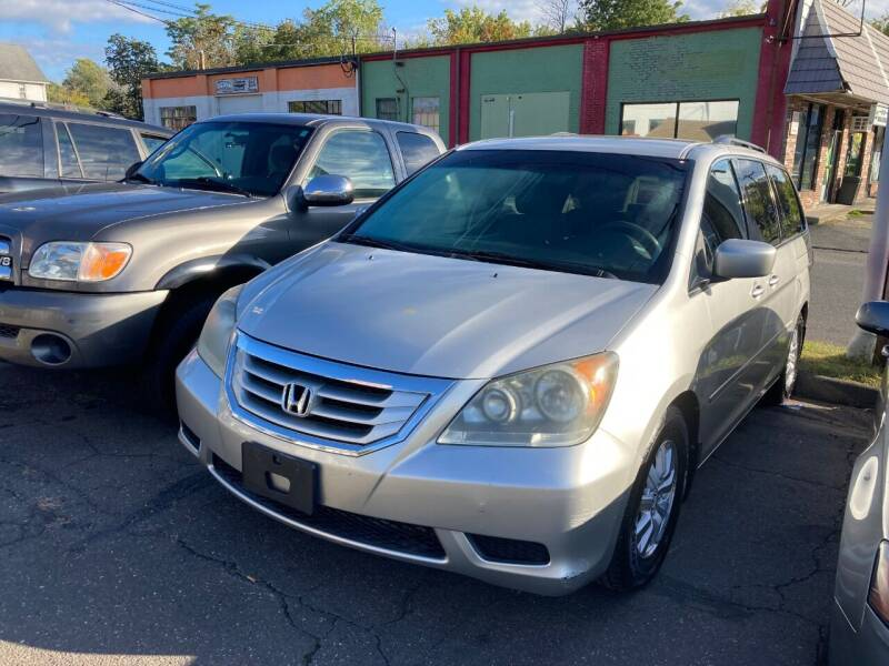 2008 Honda Odyssey for sale at ENFIELD STREET AUTO SALES in Enfield CT