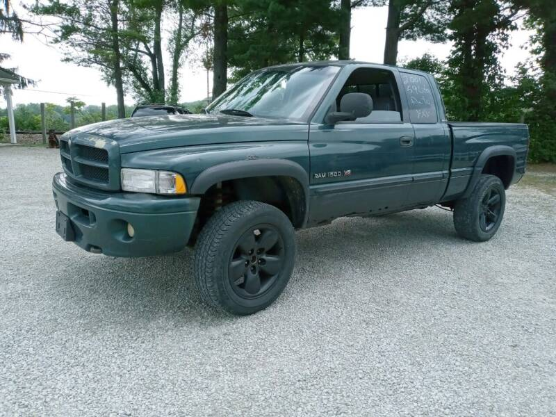 2001 Dodge Ram Pickup 1500 for sale at Easy Does It Auto Sales in Newark OH