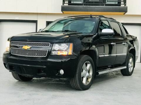 2013 Chevrolet Avalanche for sale at Avanesyan Motors in Orem UT