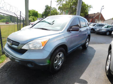 2007 Honda CR-V for sale at WOOD MOTOR COMPANY in Madison TN