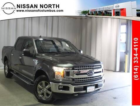 2020 Ford F-150 for sale at Auto Center of Columbus in Columbus OH