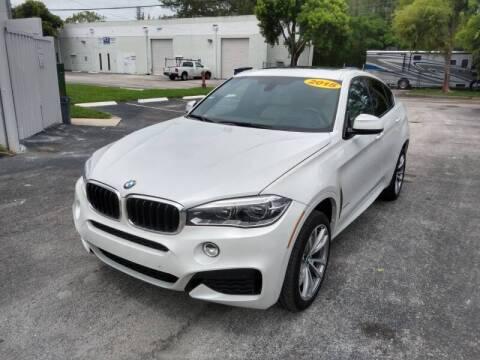 2015 BMW X6 for sale at Best Price Car Dealer in Hallandale Beach FL