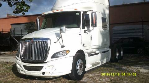 2013 International ProStar+ for sale at LAND & SEA BROKERS INC in Deerfield FL