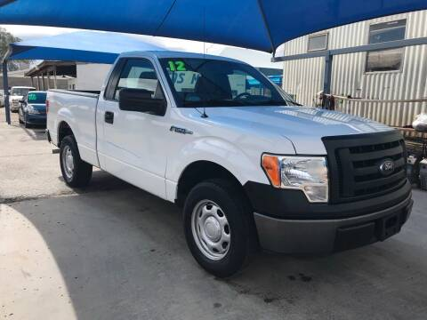 2012 Ford F-150 for sale at Autos Montes in Socorro TX