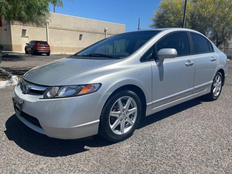 2006 Honda Civic for sale at Tucson Auto Sales in Tucson AZ