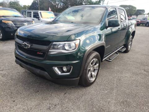 2016 Chevrolet Colorado for sale at Bargain Auto Sales in West Palm Beach FL