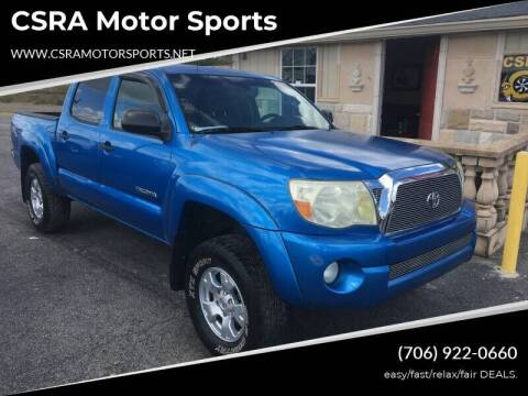 2008 Toyota Tacoma for sale at CSRA Motor Sports in Augusta GA