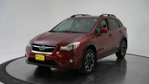2013 Subaru XV Crosstrek for sale at AUTOMAXX MAIN in Orem UT