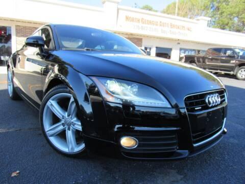 2013 Audi TT for sale at North Georgia Auto Brokers in Snellville GA