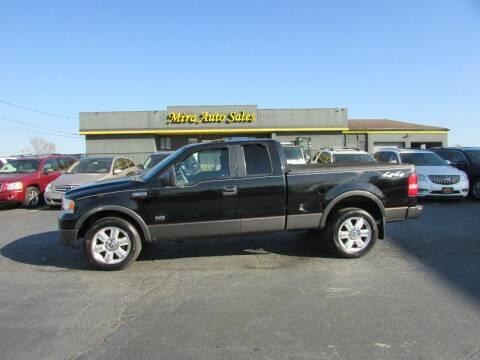 2008 Ford F-150 for sale at MIRA AUTO SALES in Cincinnati OH