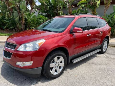 2012 Chevrolet Traverse for sale at Mirabella Motors in Tampa FL
