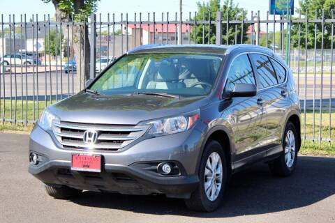 2014 Honda CR-V for sale at Avanesyan Motors in Orem UT