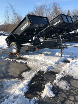 2019 BRIMAR DTR508LP for sale at WXM Auto in Cortland NY