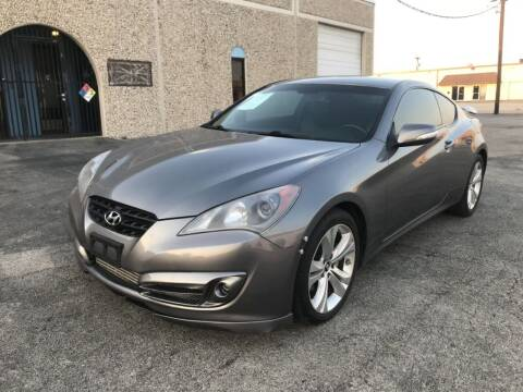 2012 Hyundai Genesis Coupe for sale at Evolution Motors LLC in Dallas TX