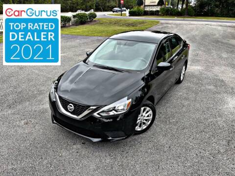 2017 Nissan Sentra for sale at Brothers Auto Sales of Conway in Conway SC