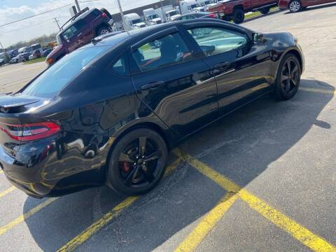 2015 Dodge Dart for sale at Top Notch Auto Brokers, Inc. in Palatine IL
