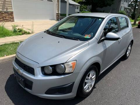 2013 Chevrolet Sonic for sale at Jordan Auto Group in Paterson NJ