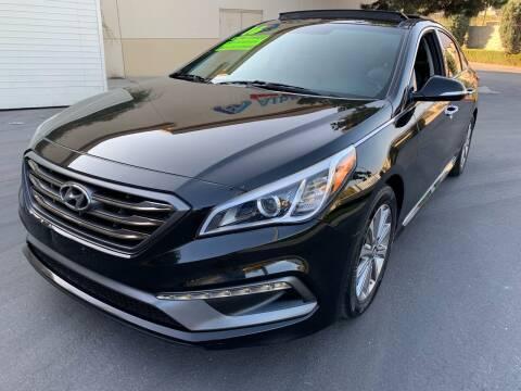 2016 Hyundai Sonata for sale at Select Auto Wholesales in Glendora CA
