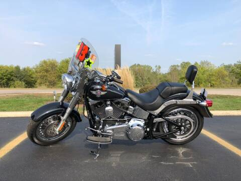 2013 Harley-Davidson FLSTF for sale at Fox Valley Motorworks in Lake In The Hills IL