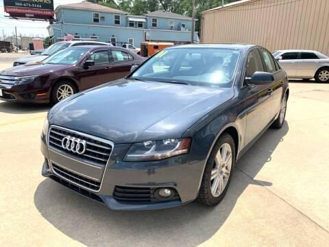 2011 Audi A4 for sale at Carsko Auto Sales in Bartonville IL