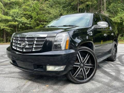 2007 Cadillac Escalade for sale at El Camino Auto Sales - Global Imports Auto Sales in Buford GA