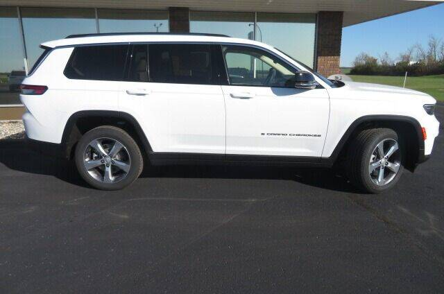 2021 Jeep Grand Cherokee L for sale in Wahpeton, ND