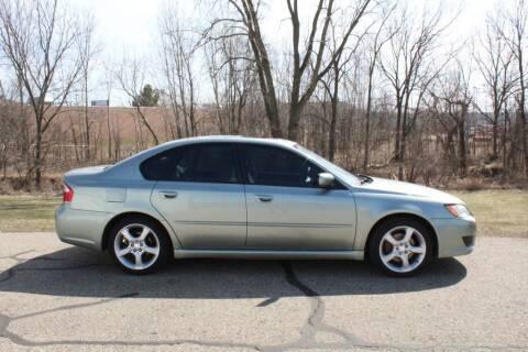 2009 Subaru Legacy for sale at S & L Auto Sales in Grand Rapids MI