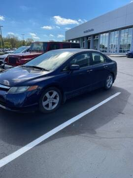 2006 Honda Civic for sale at COYLE GM - COYLE NISSAN - New Inventory in Clarksville IN