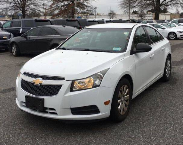 2011 Chevrolet Cruze for sale at JTR Automotive Group in Cottage City MD