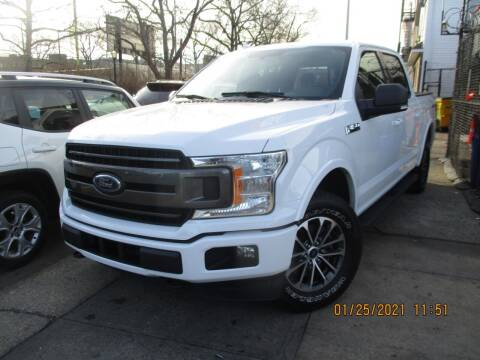 2018 Ford F-150 for sale at Newark Auto Sports Co. in Newark NJ