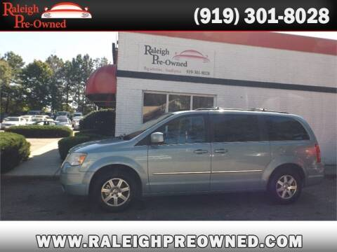 2009 Chrysler Town and Country for sale at Raleigh Pre-Owned in Raleigh NC