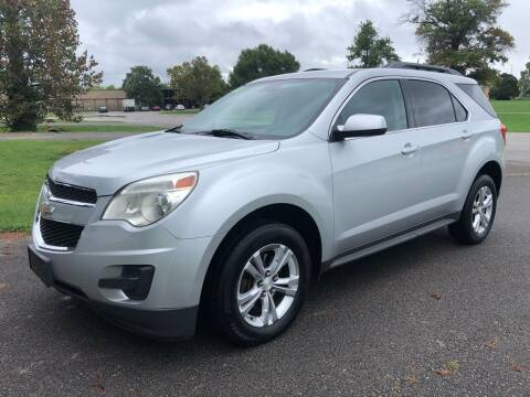 2014 Chevrolet Equinox for sale at COUNTRYSIDE AUTO SALES 2 in Russellville KY