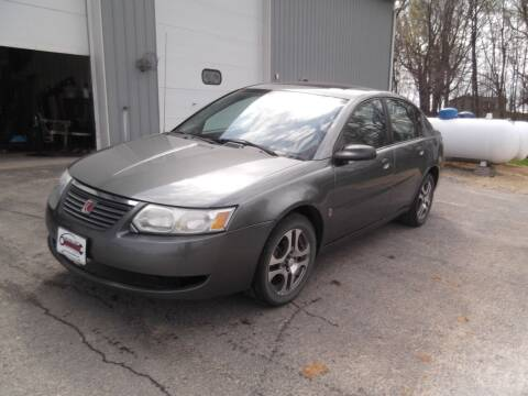 2005 Saturn Ion for sale at Clucker's Auto in Westby WI
