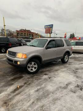 2003 Ford Explorer for sale at Big Bills in Milwaukee WI