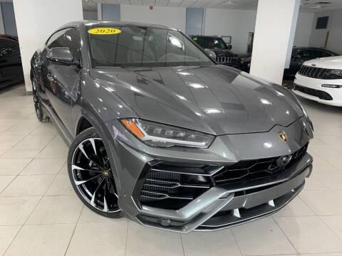 2020 Lamborghini Urus for sale at Auto Mall of Springfield in Springfield IL