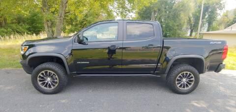 2018 Chevrolet Colorado for sale at R & D Auto Sales Inc. in Lexington NC