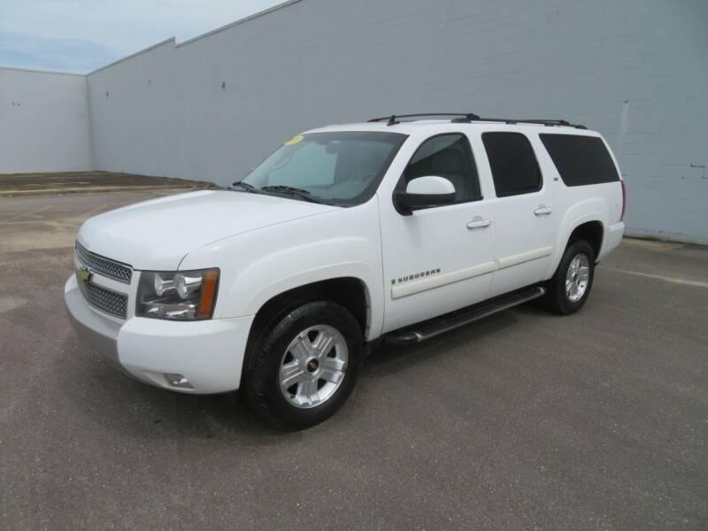 2009 Chevrolet Suburban for sale at Access Motors Co in Mobile AL